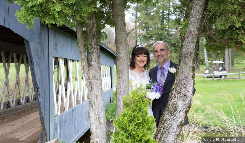 Jeff and Debbie's Wedding in Agawam, Massachusetts