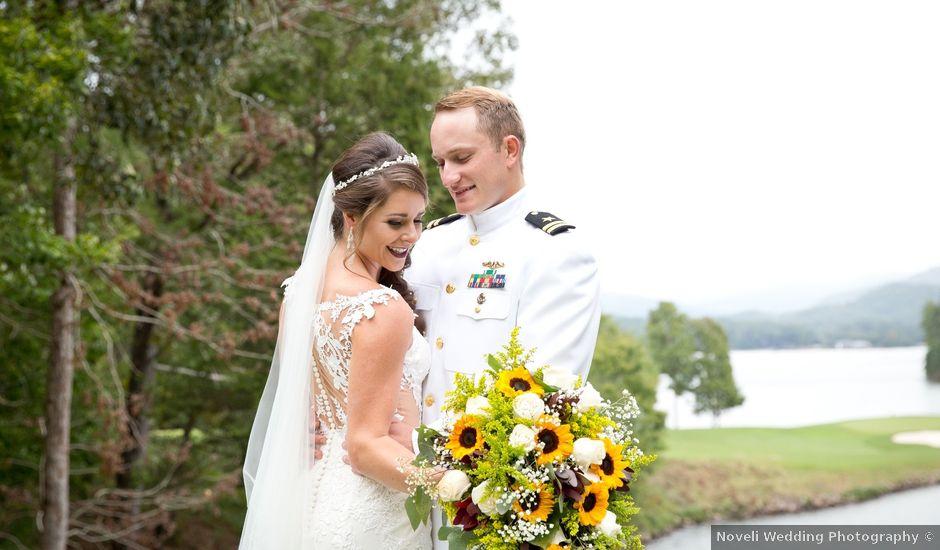 Benjamin and Kayley's Wedding in Sunset, South Carolina