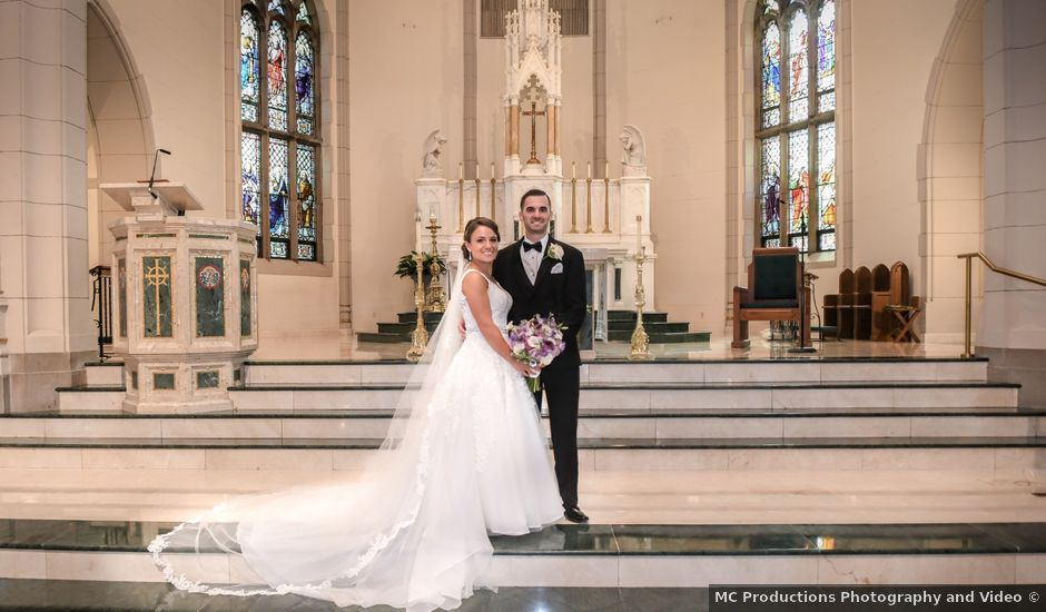 Jim and Katrina's Wedding in Florham Park, New Jersey