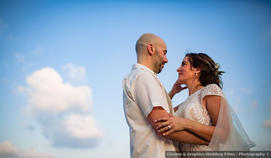 Alex and Hilde's Wedding in Cancun, Mexico