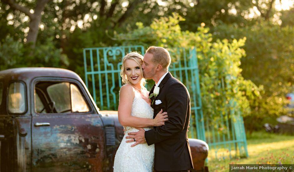 Eric and Kirsti's Wedding in Austin, Texas