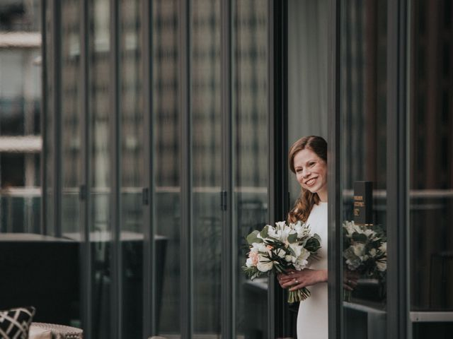 Eric and Alyssa's Wedding in Philadelphia, Pennsylvania 12