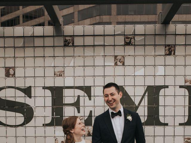 Eric and Alyssa's Wedding in Philadelphia, Pennsylvania 14