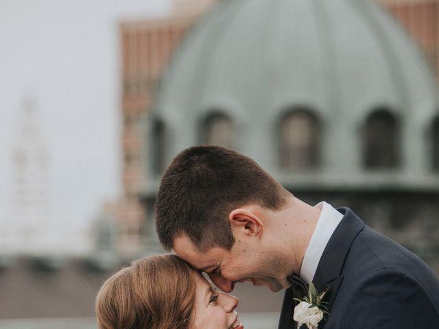 Eric and Alyssa's Wedding in Philadelphia, Pennsylvania 16
