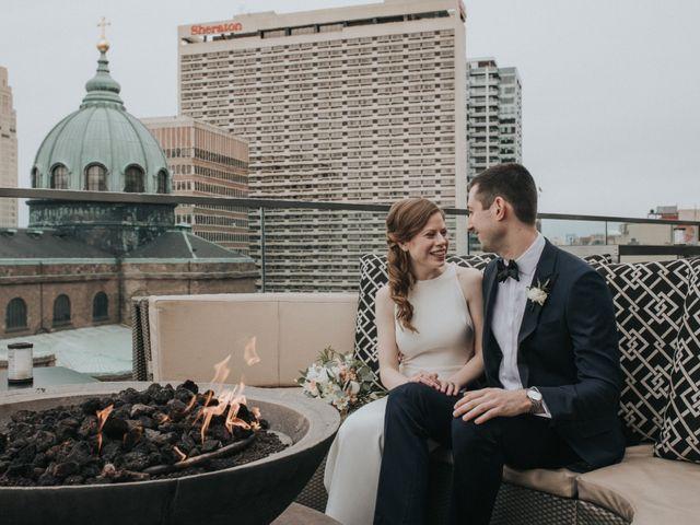 Eric and Alyssa's Wedding in Philadelphia, Pennsylvania 19