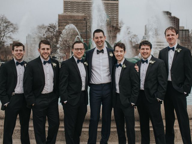 Eric and Alyssa's Wedding in Philadelphia, Pennsylvania 20