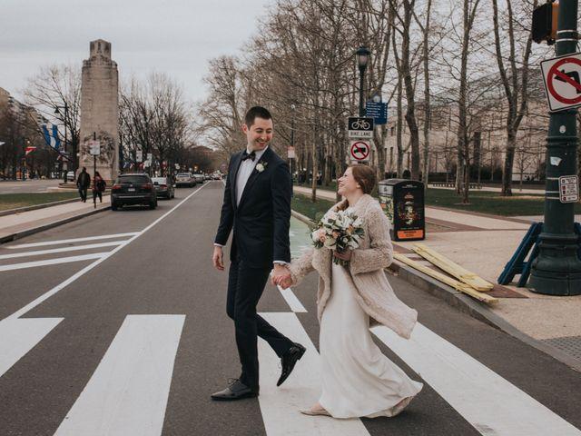 Eric and Alyssa's Wedding in Philadelphia, Pennsylvania 21