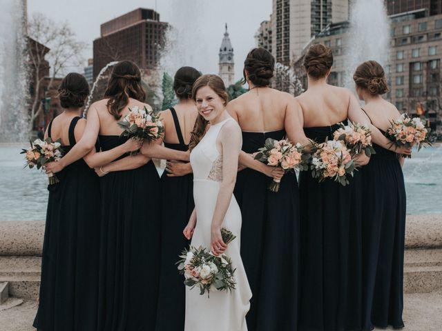 Eric and Alyssa's Wedding in Philadelphia, Pennsylvania 25