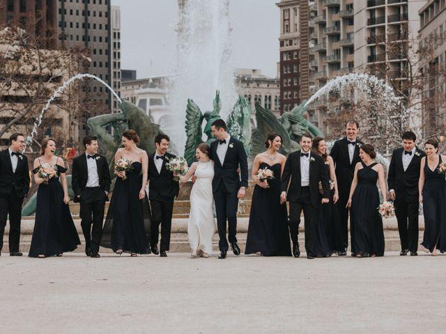 Eric and Alyssa's Wedding in Philadelphia, Pennsylvania 27