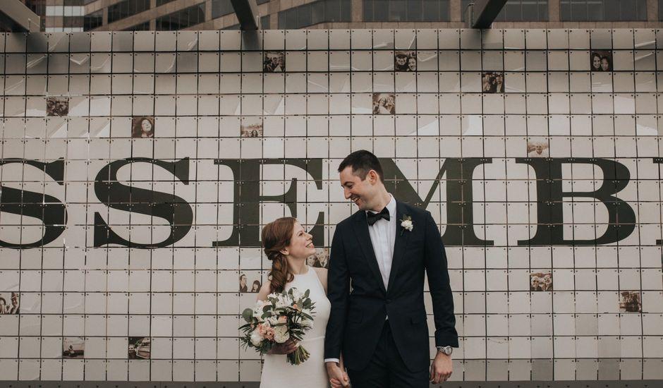 Eric and Alyssa's Wedding in Philadelphia, Pennsylvania