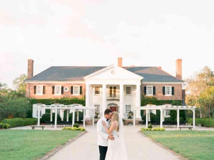 The wedding of Lauren and Dylan