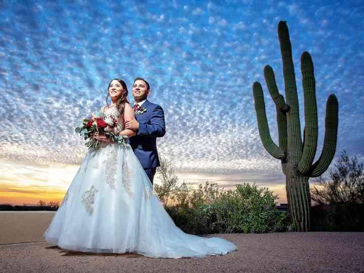 The wedding of Amanda and Seth