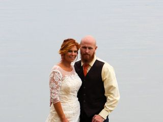The wedding of Brittany and Matt