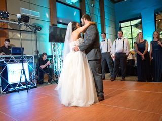 The wedding of Haley and Joseph