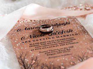 The wedding of Nicole and Aaron 3