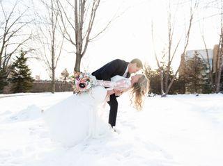 The wedding of Nicole and Aaron