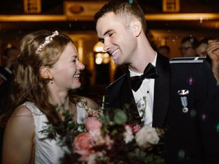 The wedding of Jenna and Josh 1
