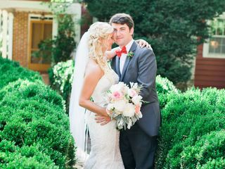 The wedding of Nate and Brittany 1