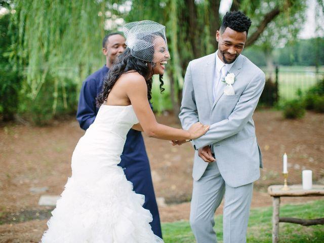 David and Alexcis's Wedding in Atlanta, Georgia 13