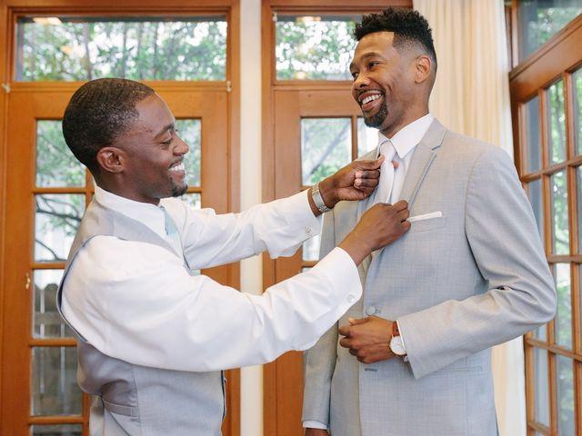 David and Alexcis's Wedding in Atlanta, Georgia 15