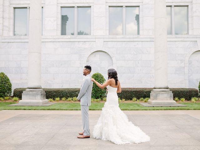 David and Alexcis's Wedding in Atlanta, Georgia 17
