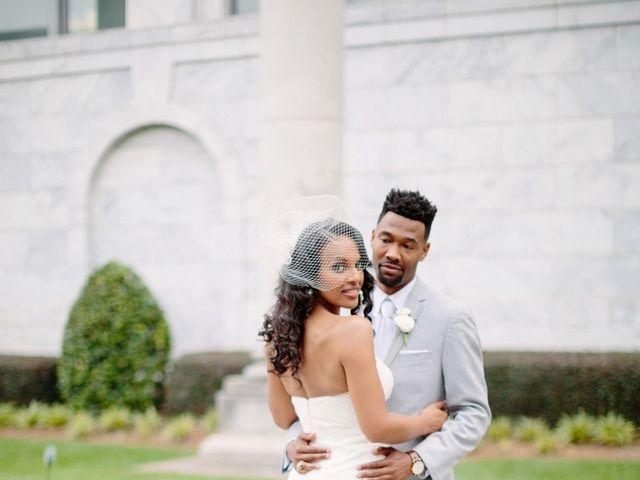 David and Alexcis's Wedding in Atlanta, Georgia 18