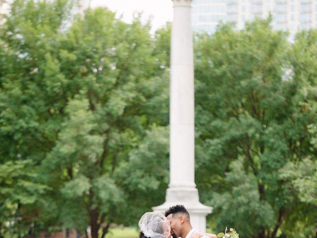 David and Alexcis's Wedding in Atlanta, Georgia 19