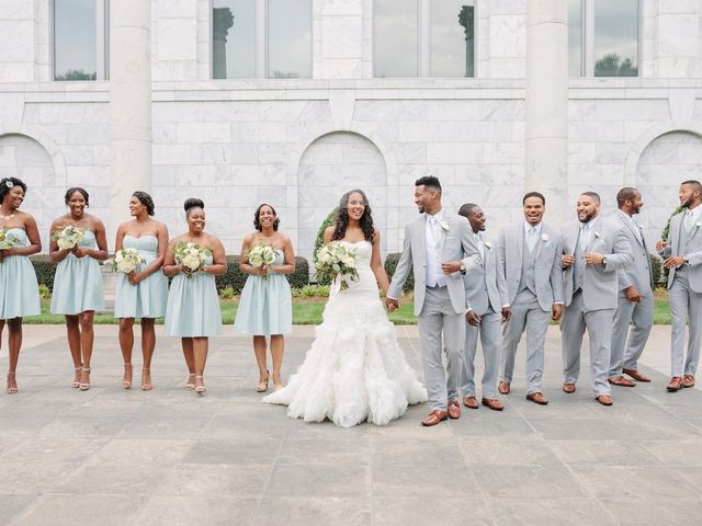David and Alexcis's Wedding in Atlanta, Georgia 20
