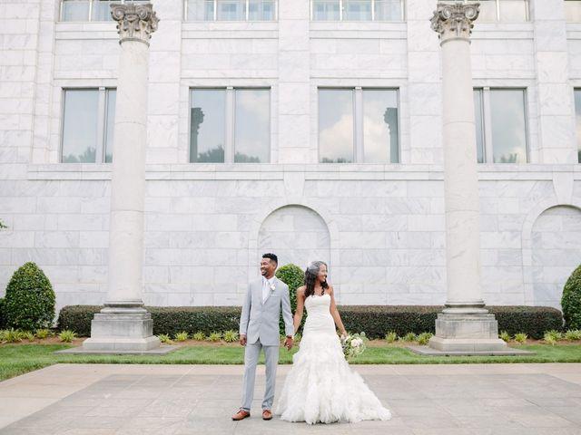 David and Alexcis's Wedding in Atlanta, Georgia 21