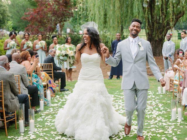 David and Alexcis's Wedding in Atlanta, Georgia 22