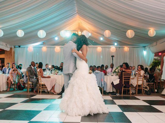 David and Alexcis's Wedding in Atlanta, Georgia 24