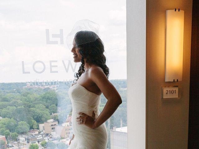 David and Alexcis's Wedding in Atlanta, Georgia 25
