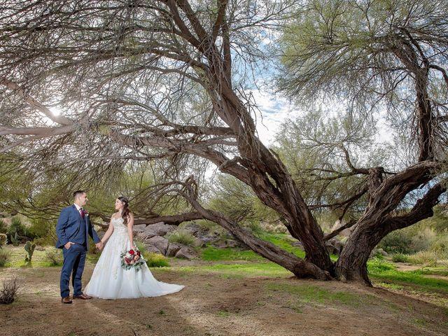Seth and Amanda's Wedding in Scottsdale, Arizona 1