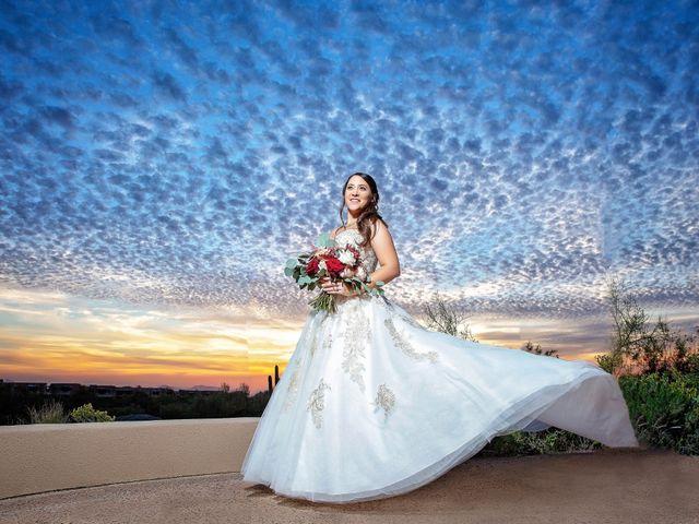 Seth and Amanda's Wedding in Scottsdale, Arizona 2