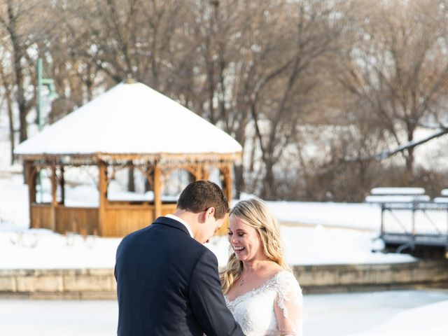 Aaron and Nicole's Wedding in Eagan, Minnesota 29
