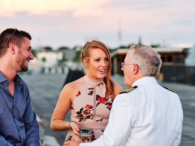 Jim and Christin's Wedding in Key West, Florida 16