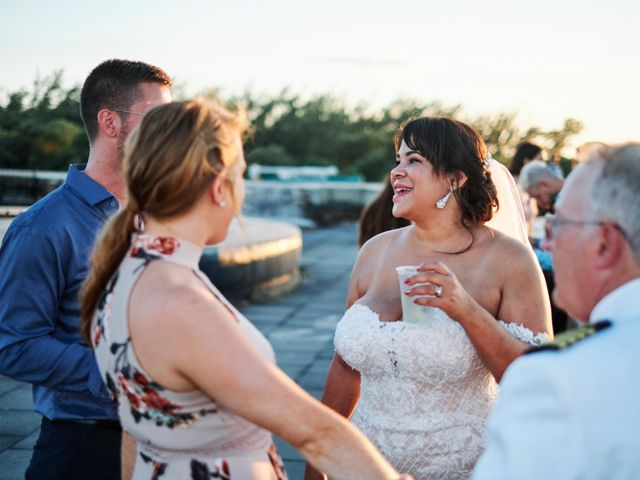 Jim and Christin's Wedding in Key West, Florida 18