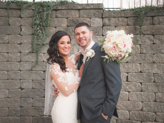 The wedding of Ryan and Stephanie
