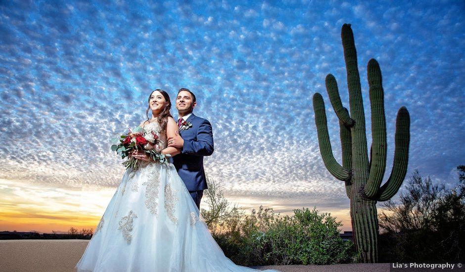 Seth and Amanda's Wedding in Scottsdale, Arizona