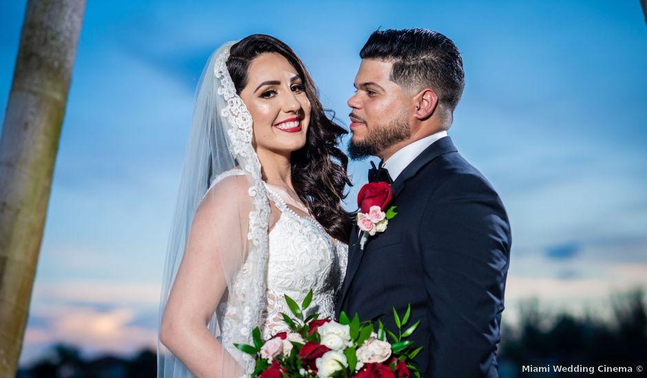 Hiram and Beatriz's Wedding in Miami, Florida