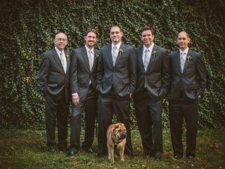 Christy and Matt's Wedding in Warrenton, Virginia 3
