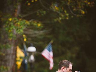Christy and Matt's Wedding in Warrenton, Virginia 14