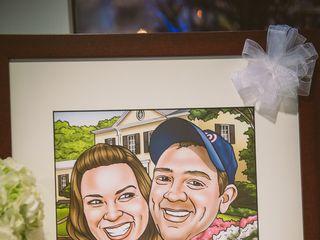 Christy and Matt's Wedding in Warrenton, Virginia 23