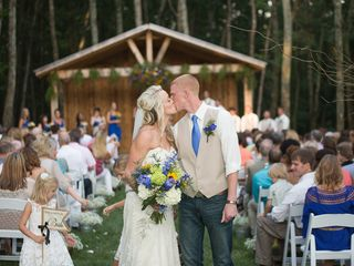 Taylor and Logan's Wedding in Murfreesboro, Tennessee 8