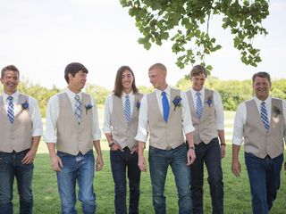 Taylor and Logan's Wedding in Murfreesboro, Tennessee 3