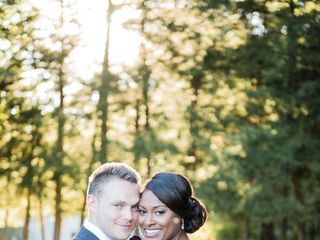 The wedding of Andrew and Shrena 2