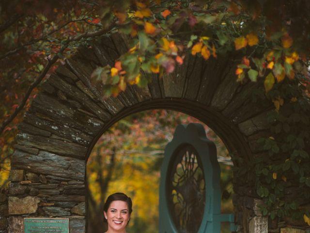 Christy and Matt's Wedding in Warrenton, Virginia 1