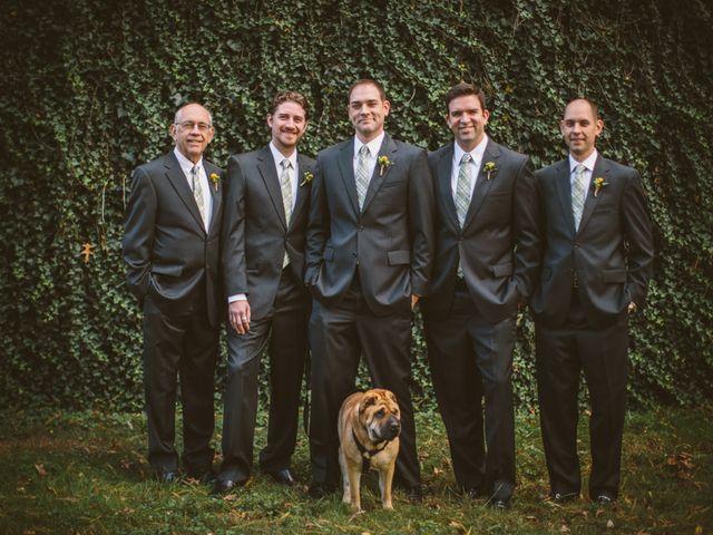 Christy and Matt's Wedding in Warrenton, Virginia 5