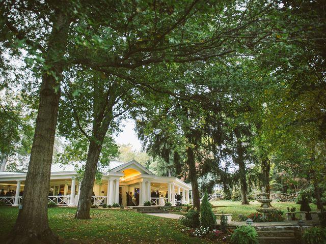 Christy and Matt's Wedding in Warrenton, Virginia 7