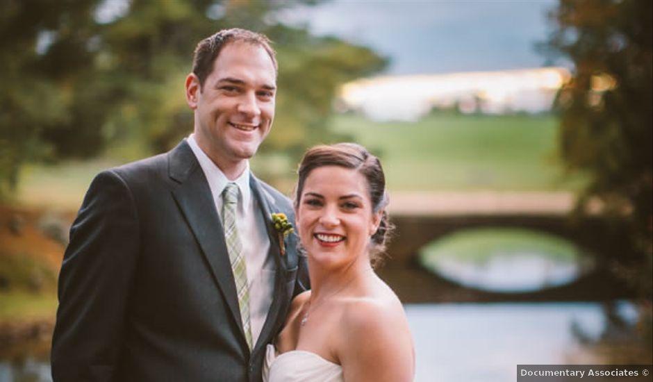 Christy and Matt's Wedding in Warrenton, Virginia